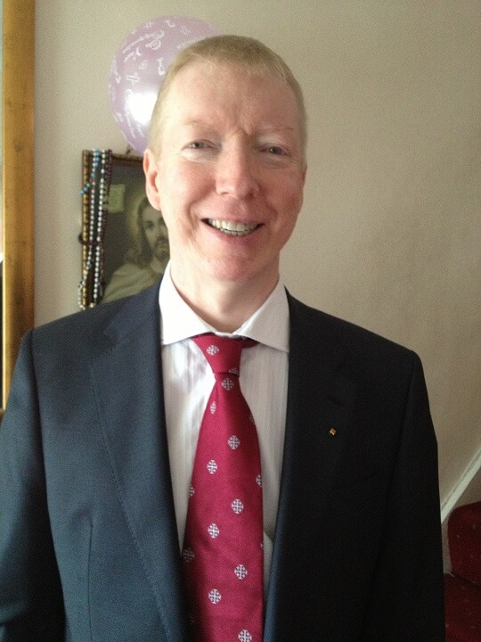 Dr Bernard Doherty